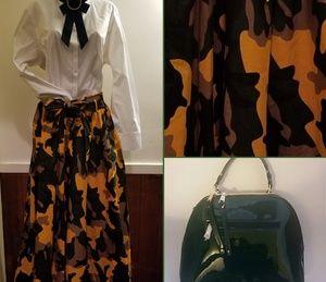 Dresses & Skirts - Camaflouge Skirt